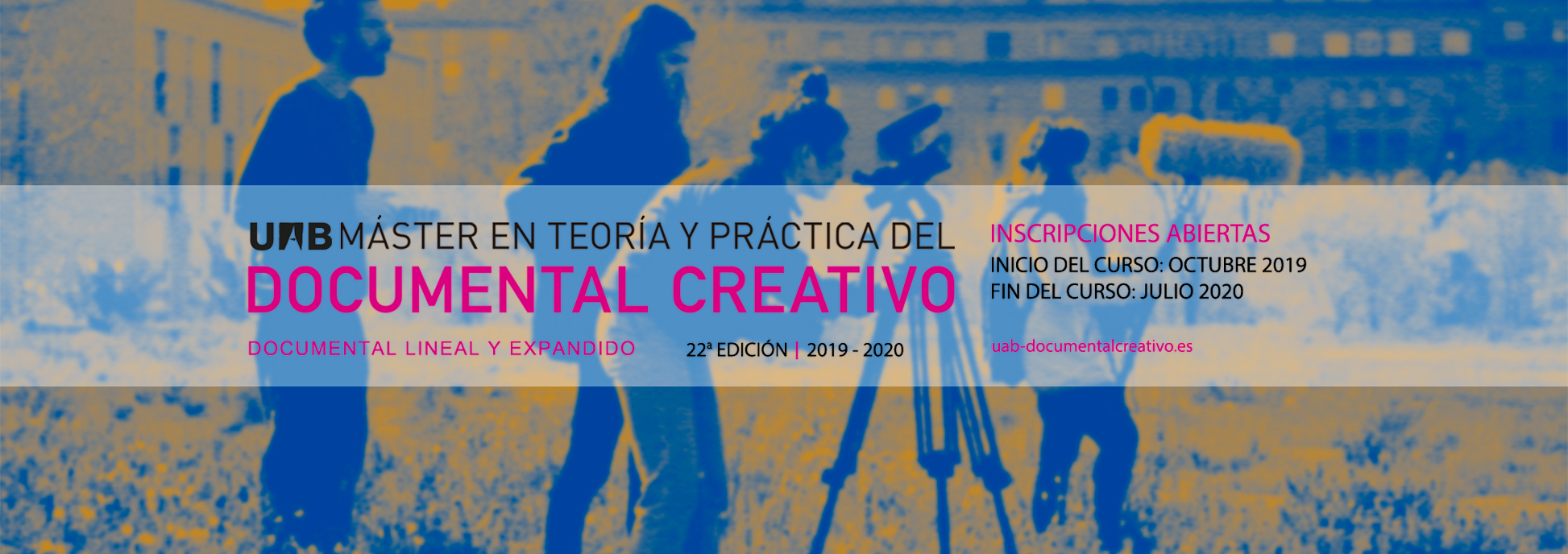 Calendario Uab.Introduction Uab Master En Teoria Y Practica Del Documental Creativo